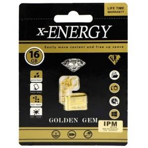 فلش مموری X-Energy GOLDEN GEM-16GB-تصویر 2