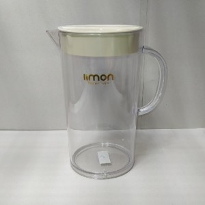 پارچ گرد ۱/۸۵۰ لیتری اکرولیک بلند لیمون-تصویر 2