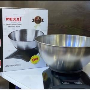 ترازوی آشپزخونه مکسی