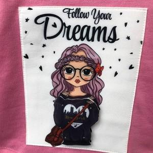 بلوز شلوار دختر قلب برجسته Dreams-تصویر 3