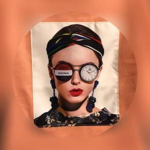 بلوز شلوار دختر عینک ساعتی-تصویر 4