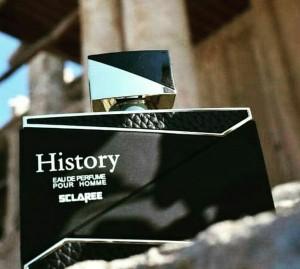 ادکلن history