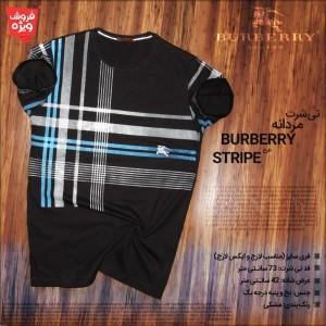تی شرت مردانه Burberry طرح Stripe-تصویر 2