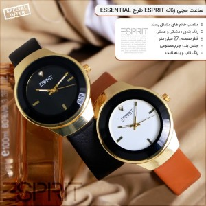 ساعت مچی زنانه Esprit طرح Essential-تصویر 2