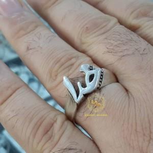 انگشتر نقره-تصویر 3