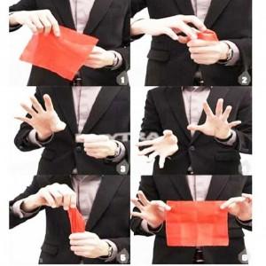 ابزار شعبده بازی مدل دستمال غیب شونده-تصویر 3