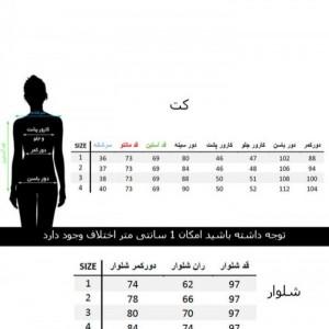 کت و شلوار مجلسی و شیک زنانه-تصویر 5