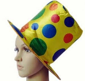 کلاه رنگارنگ دلقکی-تصویر 3