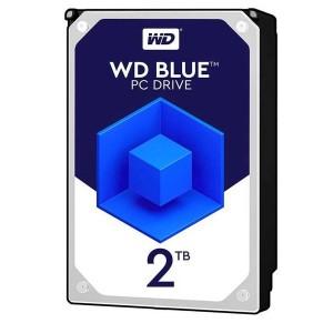 هارد اینترنان دیجیتال مدل Blue WD20EZRZ ظرفیت 2 ترابایت
