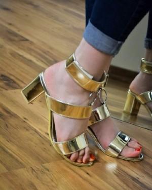 کفش مدل لالا حلقه ای