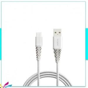 کابل تبدیل USB به Micro USB-C آینوبن مدل Braided
