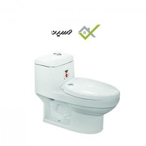توالت فرنگی مینا مدل استار