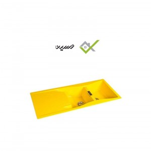 سینک گرانیکو مدل G810 زرد