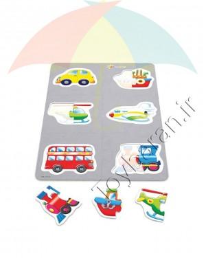 پازل جعبه ای حمل و نقل-تصویر 5