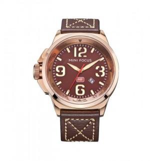 ساعت مچی عقربه ای مردانه مینی فوکوس مدل MF0004G.01
