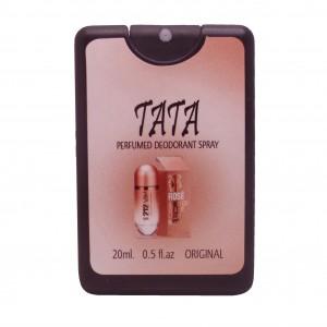 عطر جیبی زنانه تاتا مدل 212VIP حجم 20ml
