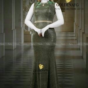 لباس مجلسی لمه شنی