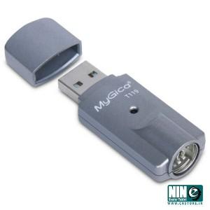 گیرنده دیجیتال USB مایجیکا مدل T119-تصویر 2