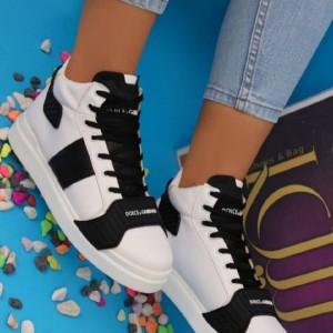 کفش کتونی ساقدار دخترونه-تصویر 2