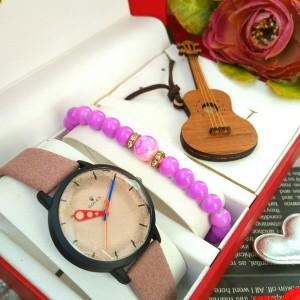 ست ساعت دستبند و رومانتویی-تصویر 2