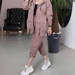 ست مانتو شلوار مدل آنیتا-تصویر 4