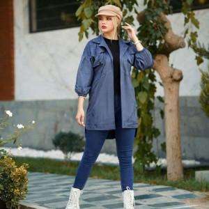 مانتو زنانه سوییت پاییزه مدل رها-تصویر 2