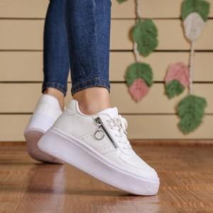 کفش کتونی دخترونه ونس لژ دار-تصویر 2