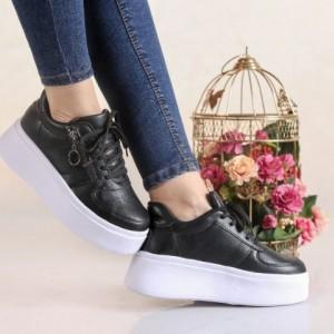 کفش کتونی دخترونه ونس لژ دار-تصویر 3