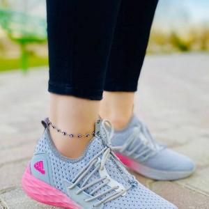 کفش کتونی دخترونه بافتی