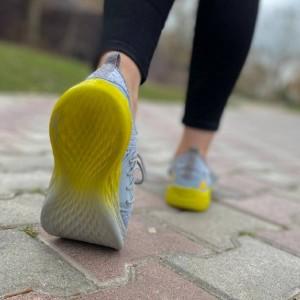 کفش کتونی دخترونه بافتی-تصویر 4
