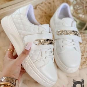 کفش کتونی دخترونه طرح دستبند-تصویر 2