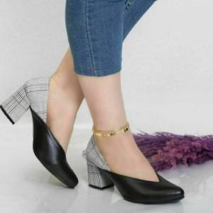 کفش پاشنه دار زنانه-تصویر 2