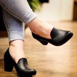 کفش زنانه پاشنه دار