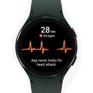 ساعت هوشمند سامسونگ مدل Galaxy Watch4 SM-R870 44mm-تصویر 2