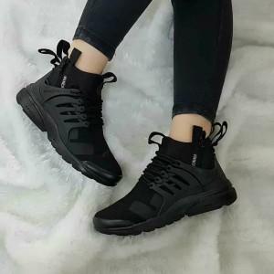 کفش کتونی ساقدار فشیون زنانه-تصویر 2
