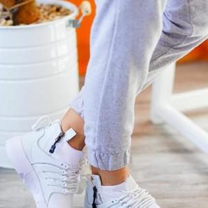 کفش کتونی ساقدار فشیون زنانه