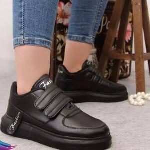 کفش کتونی دو چسب زنانه فشیون