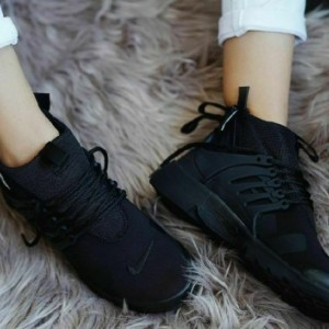کفش کتونی ساقدار فشیون زنانه-تصویر 3