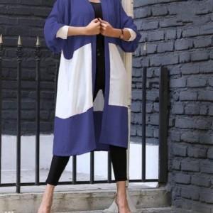 مانتو زنانه ابروبادی مدل کیمونو