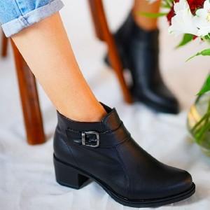 کفش نیم بوت زنانه