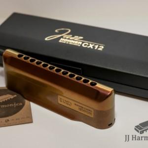 سازدهنی کروماتیک هوهنر Hohner CX-12 Jazz-تصویر 5