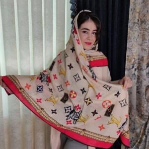 روسری نخی درجه یک-تصویر 2