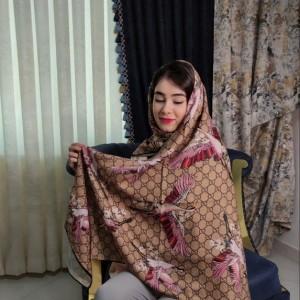 روسری نخی درجه یک-تصویر 3