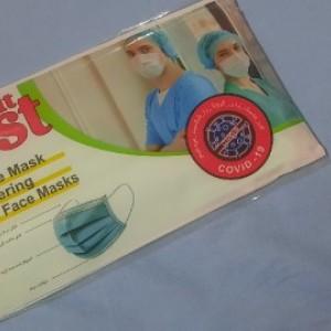 ماسک سه لایه پزشکی-تصویر 4