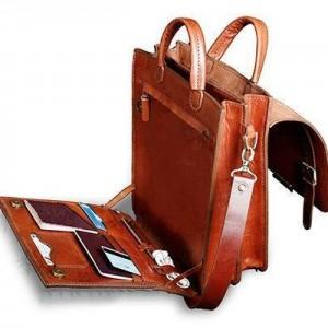 کیف چرمی رودوشی ابرچرم کد ky130-تصویر 2