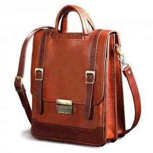 کیف چرمی رودوشی ابرچرم کد ky130-تصویر 3