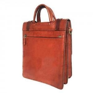 کیف چرمی رودوشی ابرچرم کد ky130-تصویر 4