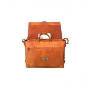 کیف چرمی ابرچرم کد ky70-تصویر 4