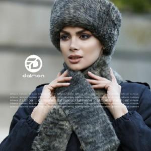 ست شال و کلاه مدل بلگن-تصویر 2