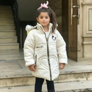 کاپشن دخترانه قلبی